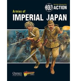 Warlord Games Armies of Imperial Japan