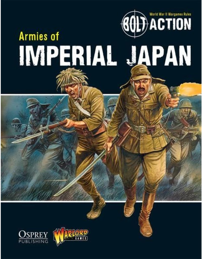 Warlord Games Armies of Imperial Japan (Supplement)