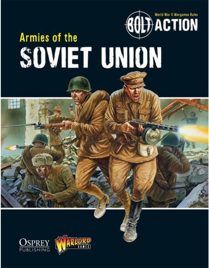Warlord Games Armies of the Soviet Union (Supplement)