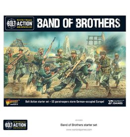 "Warlord Games Bolt Action 2 Starter Set ""Band of Brothers"""