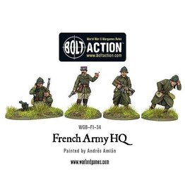 Warlord Games French Command