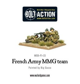 Warlord Games French MMG Team