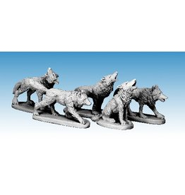 North Star Figures Wolves