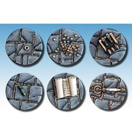 Warlord Games Frostgrave Resin Treasure Tokens