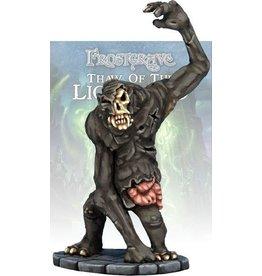 Osprey Publishing Zombie Snow Troll