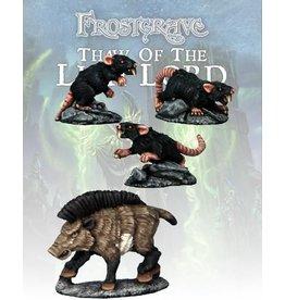 Osprey Publishing Boar & Giant Rats