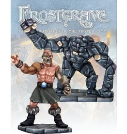 Warlord Games Flesh Demon & Stone Construct