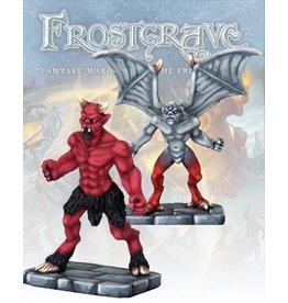 Osprey Publishing Imp Demon & Minor Demon