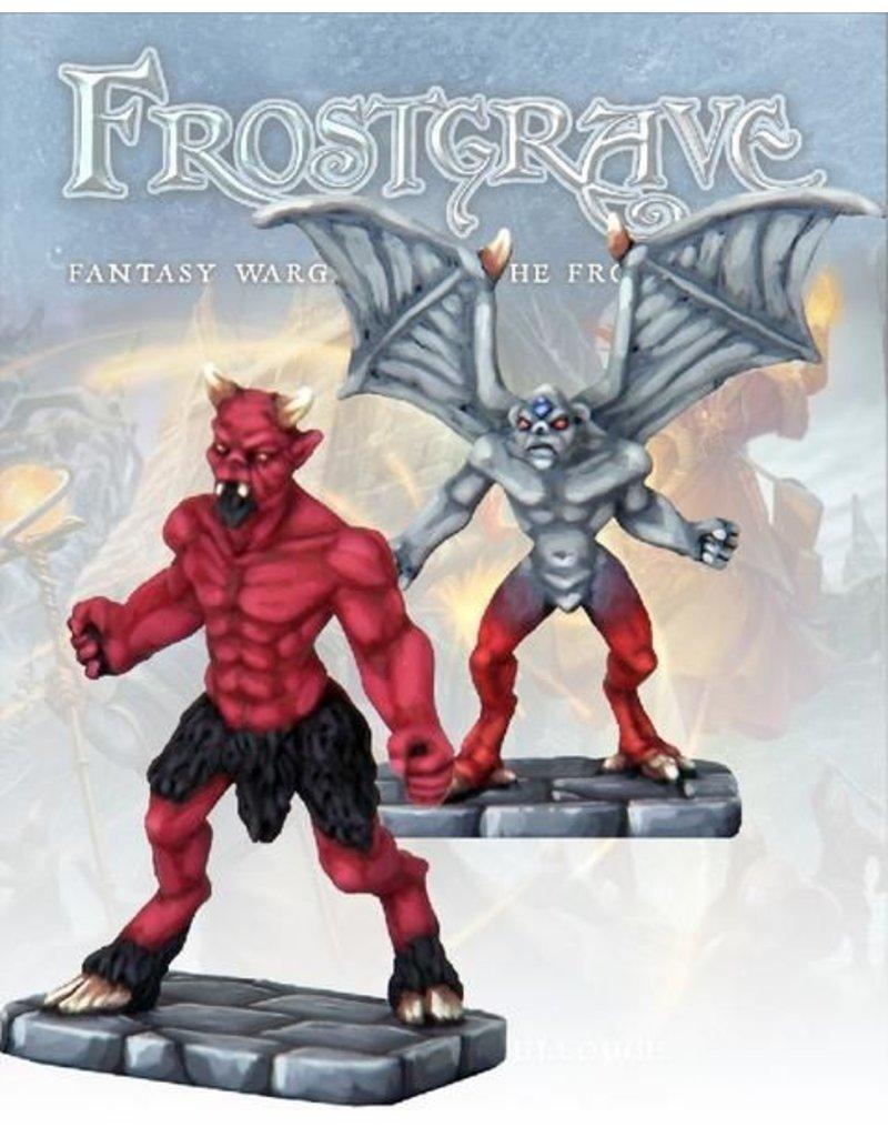 Osprey Publishing Imp Demon & Minor Demon Blister Pack