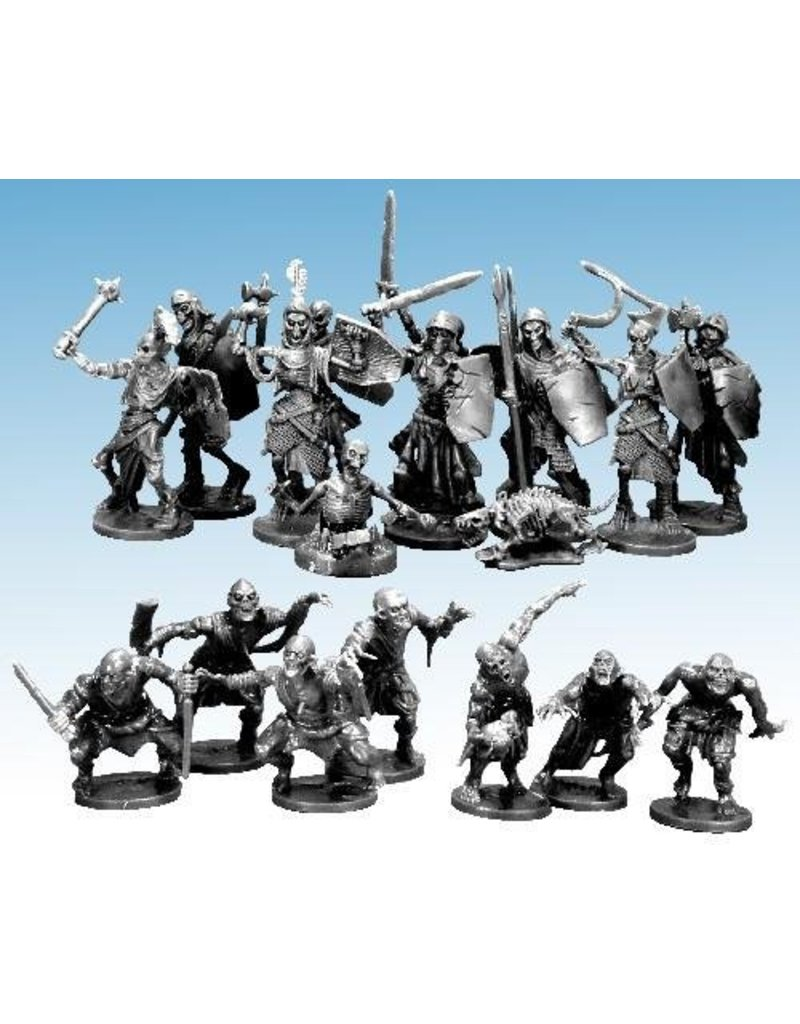 Osprey Publishing Frostgrave Undead Encounters Box Set