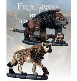 Osprey Publishing Gnoll Tracker & War Hyena