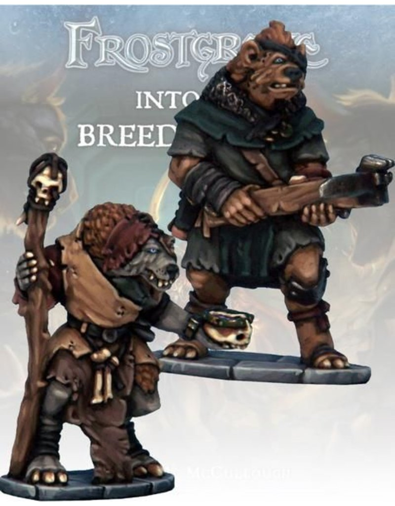 Osprey Publishing Gnoll Apothecary & Marksman Blister Pack
