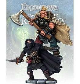 North Star Figures Cult Thief & Barbarian