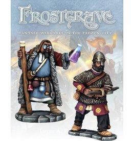 Warlord Games Apothecary & Marksman