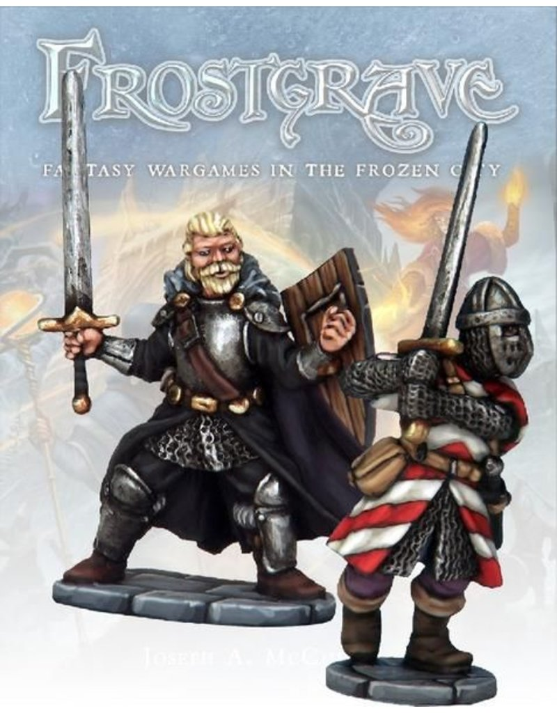 Osprey Publishing Knight & Templar Blister Pack