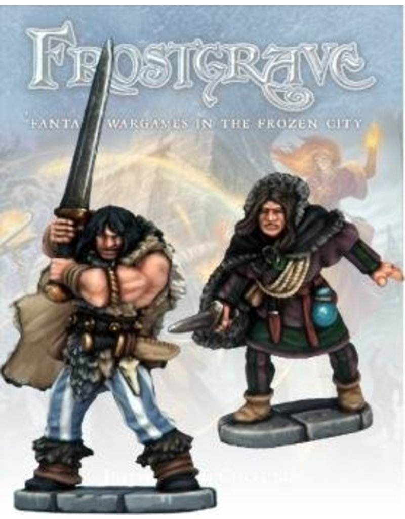 Osprey Publishing Thief & Apprentice Blister Pack