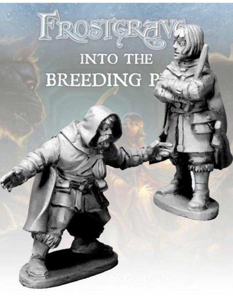 Osprey Publishing Elementalist & Apprentice II Blister Pack