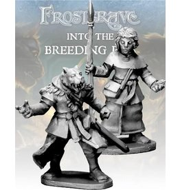 Warlord Games Beastcrafter & Apprentice