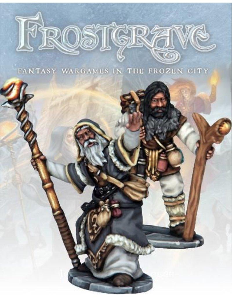 Osprey Publishing Thaumaturge & Apprentice Blister Pack