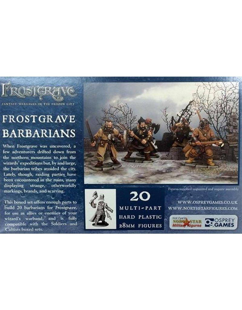 Osprey Publishing Frostgrave Barbarians Box set