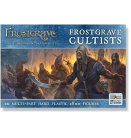 North Star Figures Frostgrave Cultists
