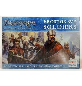 North Star Figures Frostgrave Soldiers