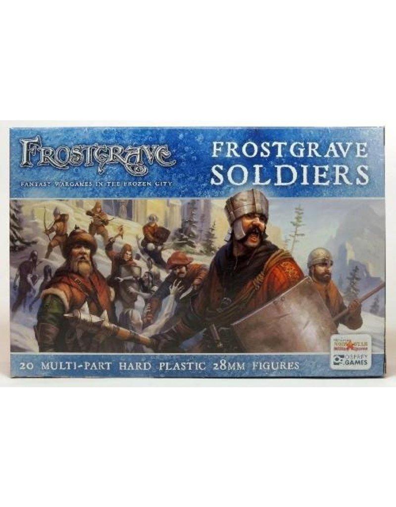 Osprey Publishing Frostgrave Soldiers Box Set