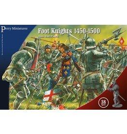 Warlord Games Foot Knights 1450-1500