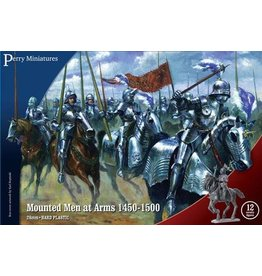 Warlord Games Mounted Men at Arms 1450-1500