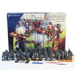 Warlord Games Mercenaries' European Infantry 1450-1500