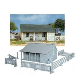 Perry Miniatures North American Farmhoe 1750-1900