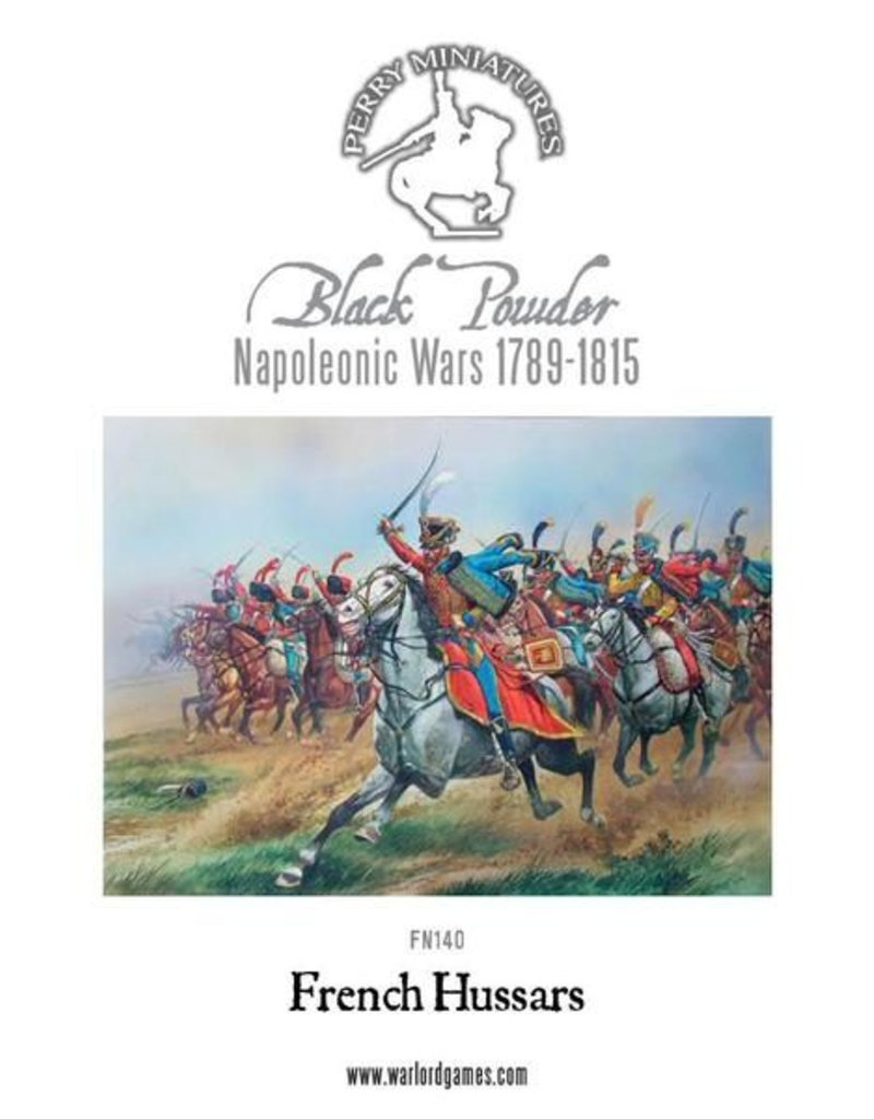 Perry Miniatures Napoleonic French Hussars 1792-1815