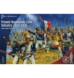 Perry Miniatures Napoleonic French Line Infantry 1812-1815