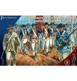 Perry Miniatures Continental Infantry 1776-1783