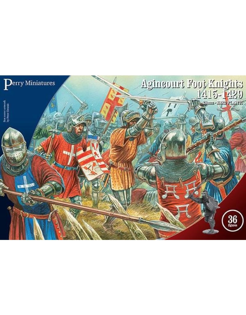 Warlord Games Agincourt Foot Knights