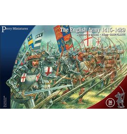Warlord Games The English Army 1415-1429