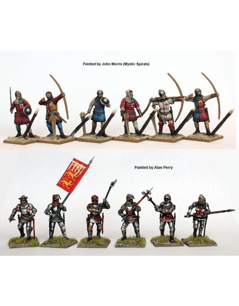 Perry Miniatures The English Army 1415-1429