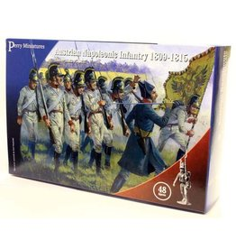 Warlord Games Napoleonic Austrian Infantry