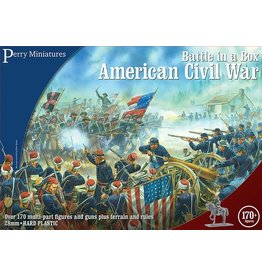 Perry Miniatures American Civil War Battle Set
