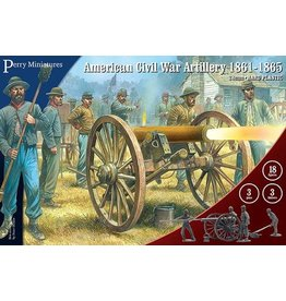 Perry Miniatures American Civil War Artillery