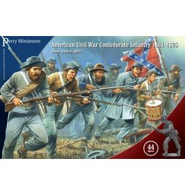 Warlord Games American Civil War Confederate Infantry