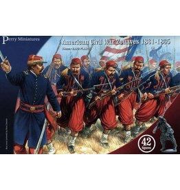 Perry Miniatures American Civil War Zouaves