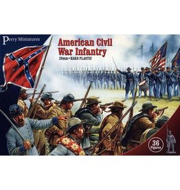 Perry Miniatures American Civil War Infantry