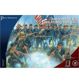 Perry Miniatures American Civil War Union Infantry