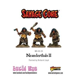 Warlord Games Neanderthal 2
