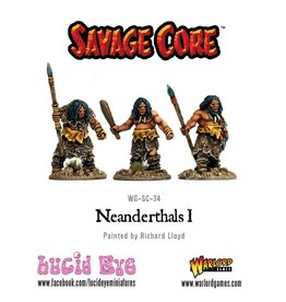 Warlord Games Neanderthal 1