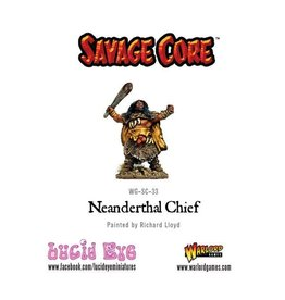 Warlord Games Neanderthal Chief