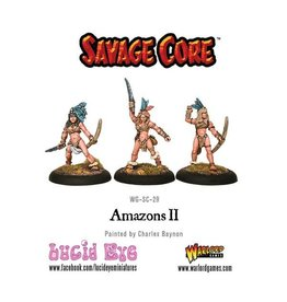 Warlord Games Amazons 2