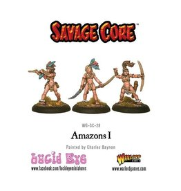 Warlord Games Amazons 1