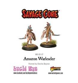 Warlord Games Amazon Warleader